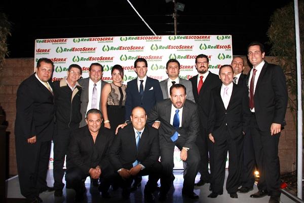 Ignacio Emilio Escobosa Serrano uno de los 750 empresarios más importantes del noroeste